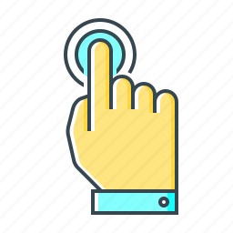 device, finger, gesture, technology, touch, touchscreen icon