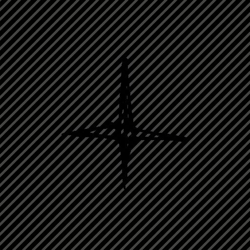 christmas, eve, holiday, shine, star, winter, x-mas icon