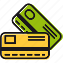 card, credit, finance, money, payment, universal icon