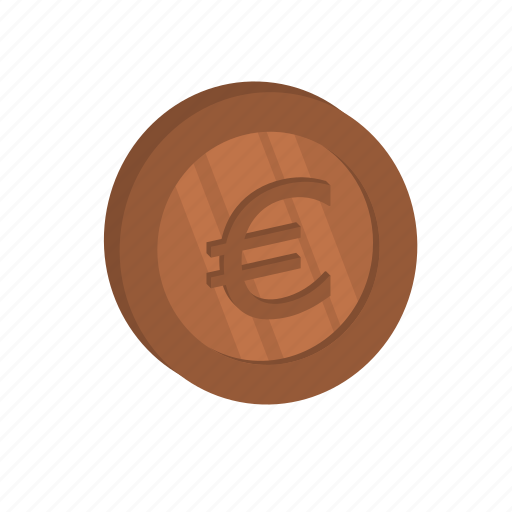 brass, currency, euro, money icon