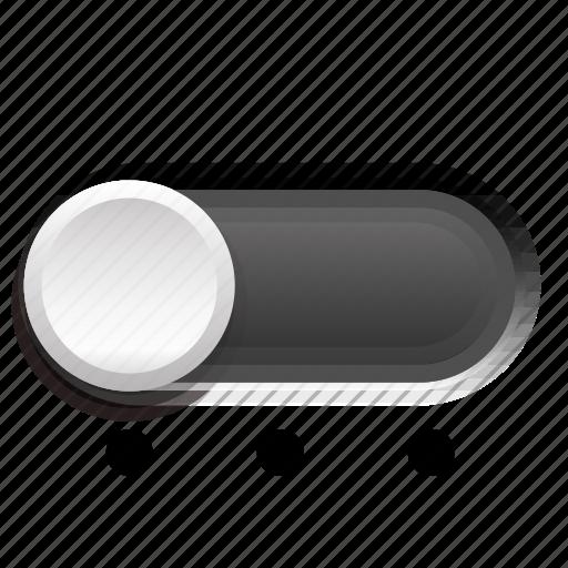 background, dark, one, phase, switch, three icon