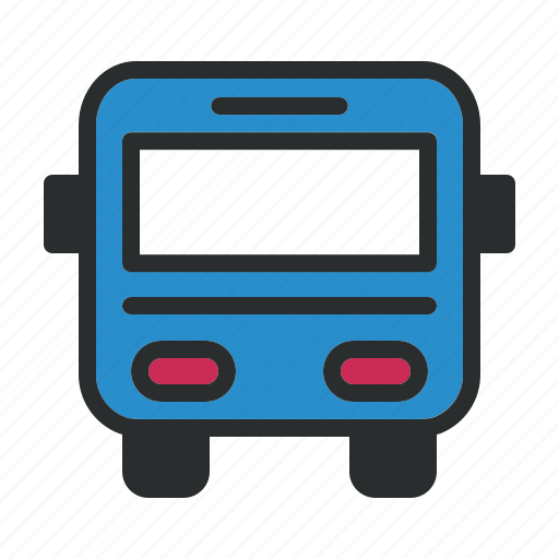 Bus, traffic, transport, transportation, vehicle icon - Download on Iconfinder