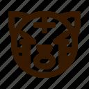 animal, animals, avatar, crying, emoji, face, tiger icon