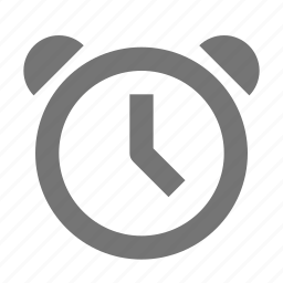 alarm, attention, clock, notification, ring, sound, time icon