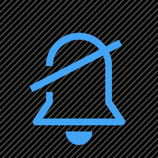 Alarm, alert, bell, mute, silent, sound, time icon - Download on Iconfinder