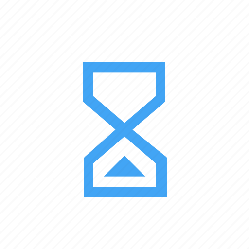 hourglass, load, loading, time, waiting icon