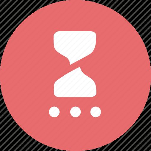 loading, processing, timer, wait icon