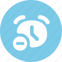 alarm, clock, event, time icon