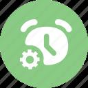 alarm, alert, clock, time, timer, watch icon