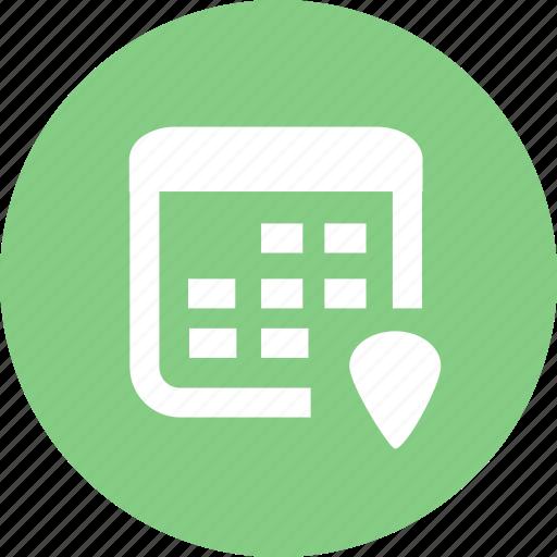 calendar, event, month, plan, schedule icon