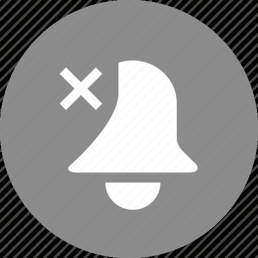 alarm, alert, attention, no ring, notification, ring icon