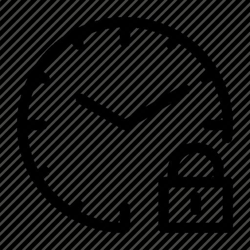 Alarm, clock, delete, time, trash icon - Download on Iconfinder