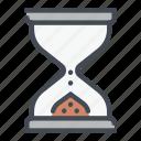 time, watch, clock, glasshour, sandwatch