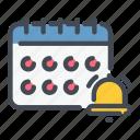 bell, calendar, date, notification, planner, reminder