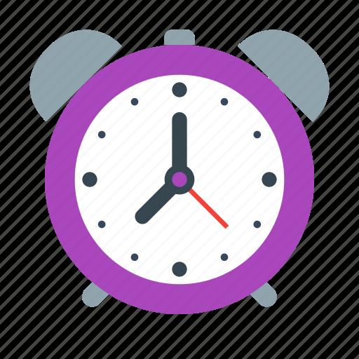 alarm, alert, clock, schedule, time, timer, watch icon