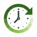 event, future, plan, schedule, time icon