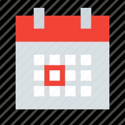 calendar, date, organizer, planner, schedule icon