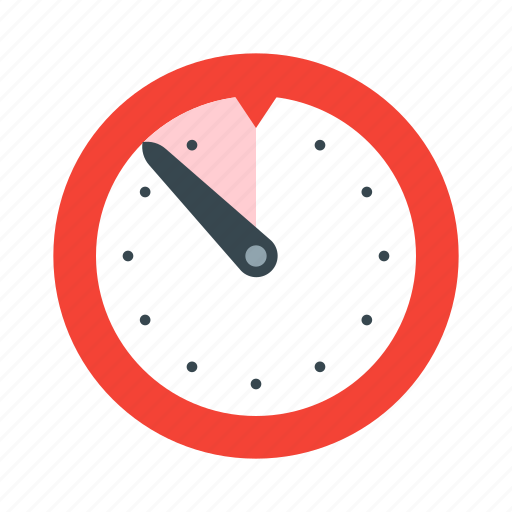 alarm, alert, clock, event, reminder, timer, watch icon
