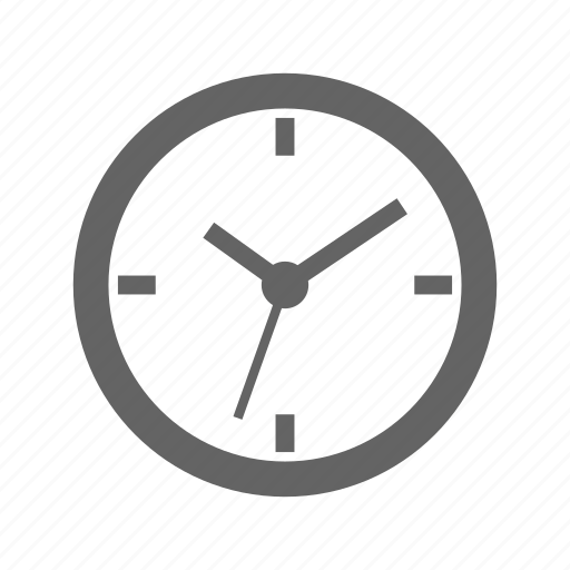 clock, organizer, reminder, schedule, time, watch icon
