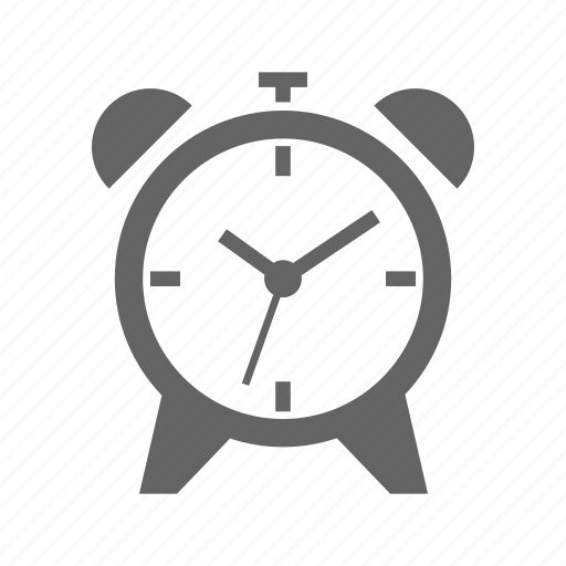 alarm, clock, organizer, reminder, schedule, time icon