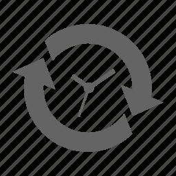 clock, organizer, reminder, schedule, time, timer icon