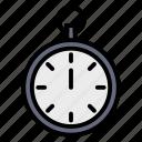 clock, pocket, time, vintage, watch