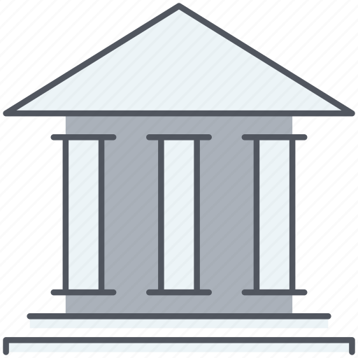 bank, banking, business, depository, finance, financial, money icon