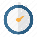 chronometer, clock, stopwatch, time, timer icon