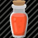sauce bottle, chilli pepper sauce, hot sauce, chilli sauce, condensed food icon