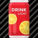 beverage, canned food, cold drink, orange juice, soft drink icon