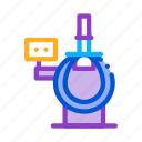 bus, device, fitting, jack, pump, service, station icon