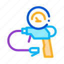 electric, equipment, fitting, repair, service, station, tool icon