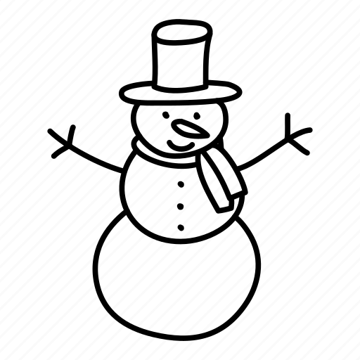 christmas, frosty the snowman, holiday, noel, snowman, winter, xmas icon