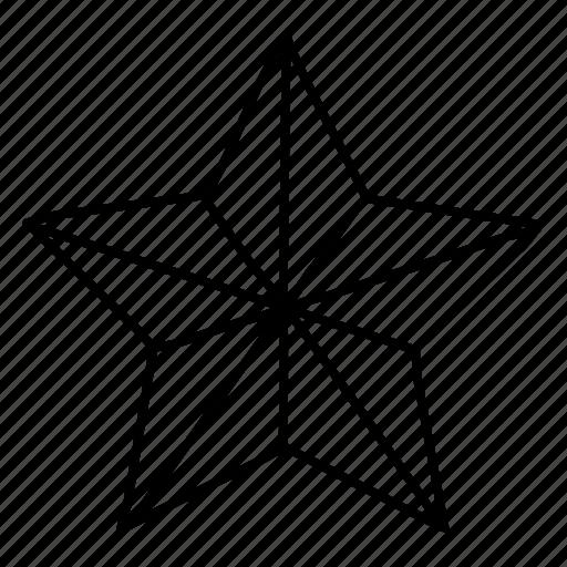 christmas, holiday, noel, star, winter, xmas, xmas star icon