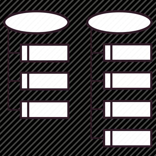 decomposition, diagram, enterprise architecture, organization decomposition diagram, organizational structure, structure, togaf icon