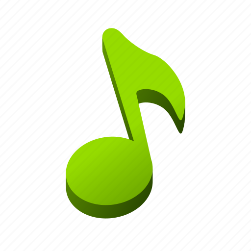 music, note, on, ring, song, sound, toggle icon