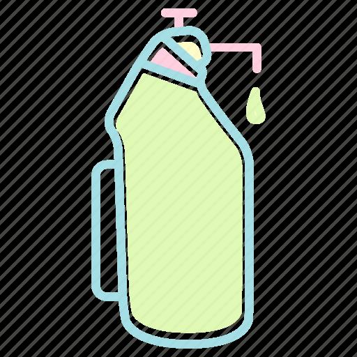 bathroom, home, house, shampo, toilet icon