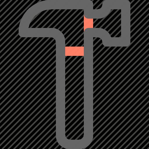 hammer, repair, tool, tools, work icon