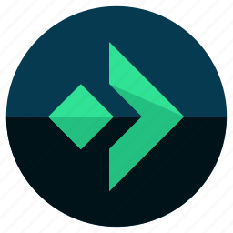 arrow, bar, forward, right, tool, toolbar icon