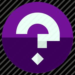 bar, mark, question, tool, toolbar icon