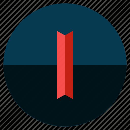 bar, circle, line, tool, toolbar icon