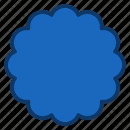 award, badge, mark, medal, seal, stamp, star icon