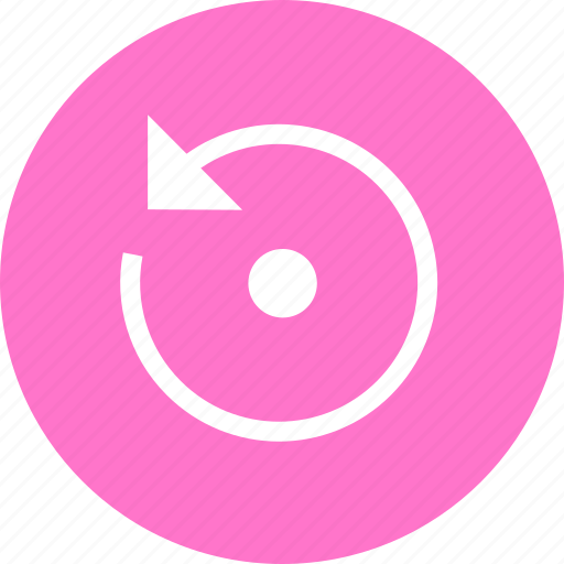 reload, rotate, rotation, update icon