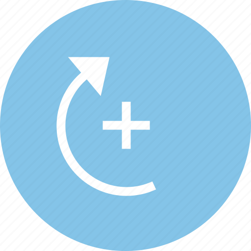 rotate, rotation, update, upgrade icon