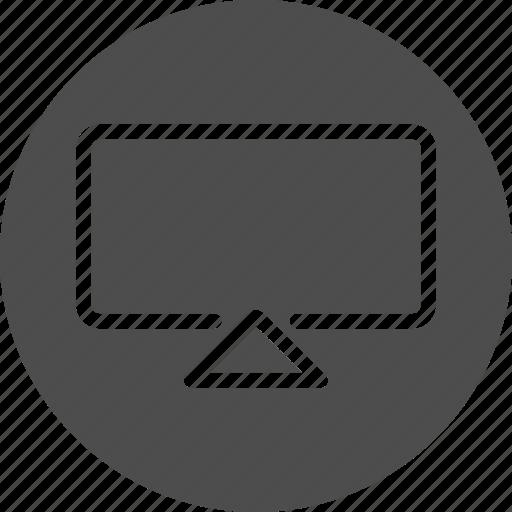 communication, computer, display, monitor, screen, web icon