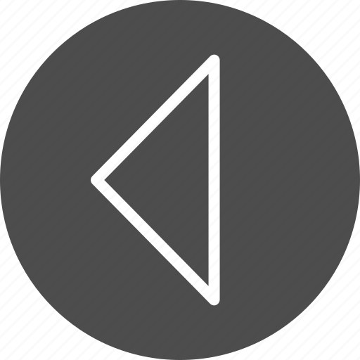 arrow, back, left, shift icon