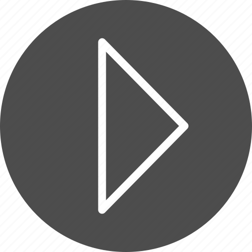 arrow, move, next, right, shift icon