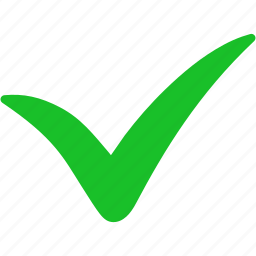 approve, check, confirm, ok, success, tick, yes icon