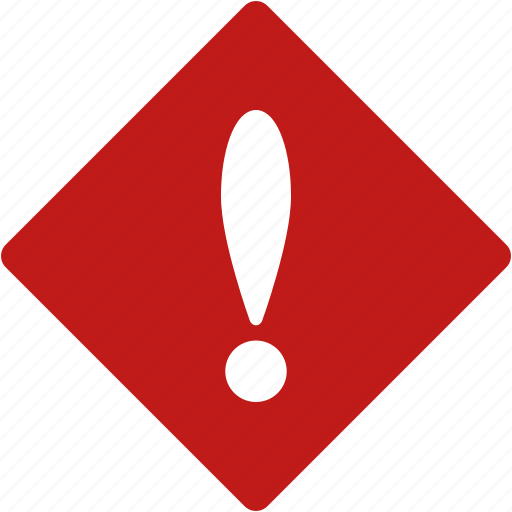 accident, alarm, alert, attention, caution, danger, error icon