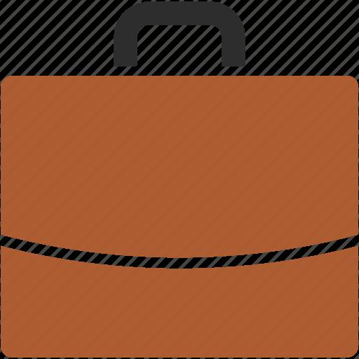 account, accounting, balance, box, brief case, briefcase, financial icon